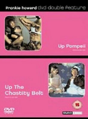 UP POMPEII / UP THE CHASTITY BELT DVD Frankie Howerd Patrick UK Release New R2