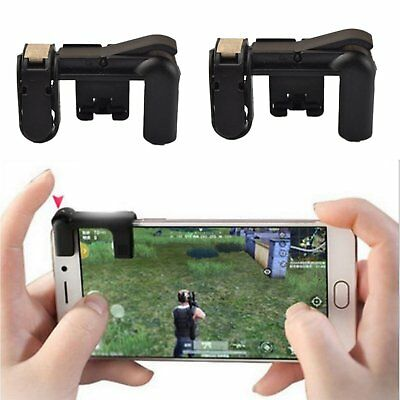 V3.0 L1R1 Mobile Gaming Trigger Fire Button Smartphone Shooter Controller PUBG