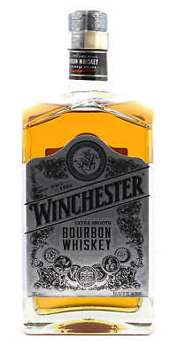 Winchester Extra Smooth Bourbon Whiskey 0,7l Barrel Aged Whisky 45% (90 Proof)