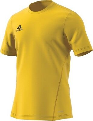 adidas Core 15 Trainings Shirt Senior - gelb