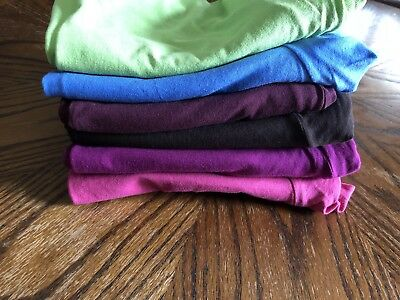 Wholesale Lot Of 8 T-Shirts  Ladies XS & Small