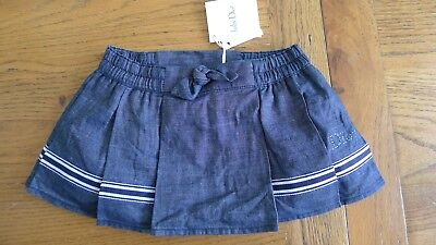 New with tags Baby Dior girls skirt size 9 months