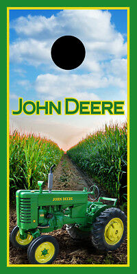 Phenomenal John Deere Cornhole Wraps Vinyl Boards Decals Bag Toss Game Spiritservingveterans Wood Chair Design Ideas Spiritservingveteransorg