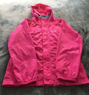 THE NORTH FACE HyVent Hooded Jacket Girl's Youth Size XL 18