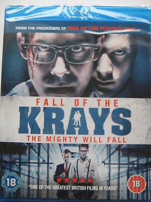 The Fall of the Krays (Blu-Ray, 2015) NEW SEALED, Region B