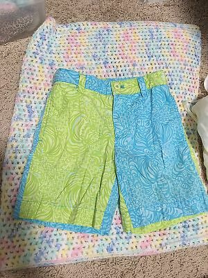 Lilly Pulitzer Boys Shorts Jubilee Collection Hard To Find