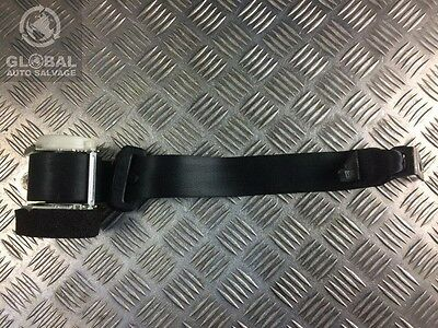 08-15 Ford Fiesta Mk7 3/5 Door Driver Off Side Rear Seat Belt 8V51-A611B68-Ac