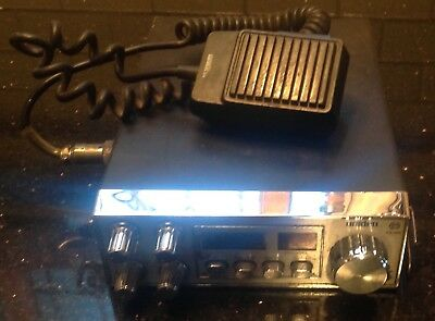 Vintage Uniden PC 66a CB Radio Untested Made in Philippines