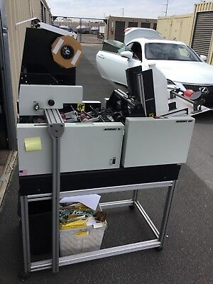 Accufast VL Labeler & Tabber, includes HDF & Stand  # 11-0400-50