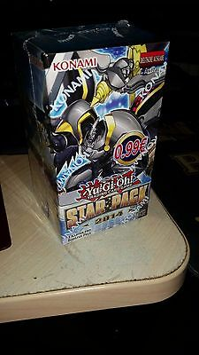 Yu-Gi-Oh! Star Pack 2014 Display (25 Booster) Neu & OVP 1.Auflage