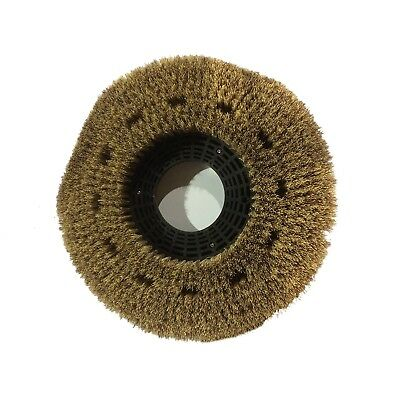 "IPC Eagle SPPV00436 16"" Soft Natural Brush for CT160BT85 Scrubbers"
