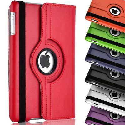 Gmobile Leather 360 Rotating Smart Stand Case Cover For APPLE iPad 2/3/4 Best