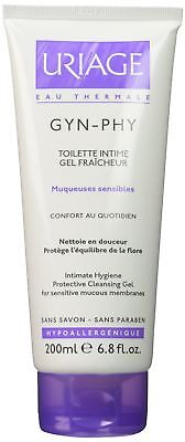 Uriage Gyn-phy Intimate Hygiene Protective Cleansing Gel for Sensitive Mucous