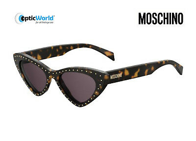 d602459d9039 MOSCHINO - MOS006/S Designer Sunglasses with Case (All Colours ...