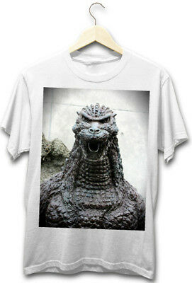 Godzilla Japanese Monster Retro Vintage Classic Schlock Horror Movie 80s T-Shirt
