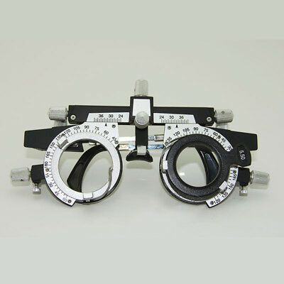 Professional Optical Trial Lens Frame Eye Optometry Optician Brand New 48-80mm