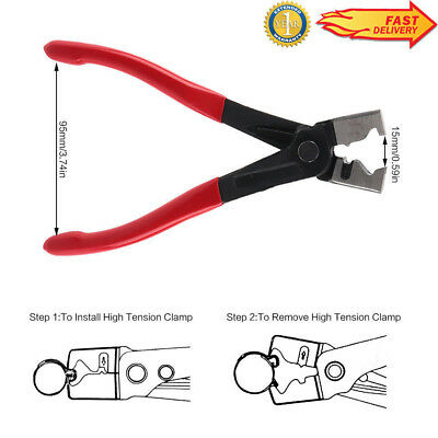 Universal Hose Clamp Pliers Clic and Clic-R Type For Mercedes/BMW/Audi/VW/Collar