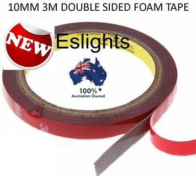 3M Double Sided Foam Acrylic Sticky Tape Strip Light 10Mm 5050 Rgb 5630