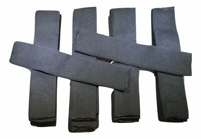 """Qty 50 Protective Nylon Sleeves for 2"""" Webbing"""