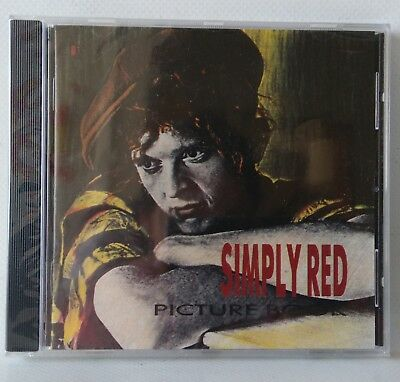 Simply Red - Picture Book - Cd 1992 - Reissue - Remastered -  New Sealed