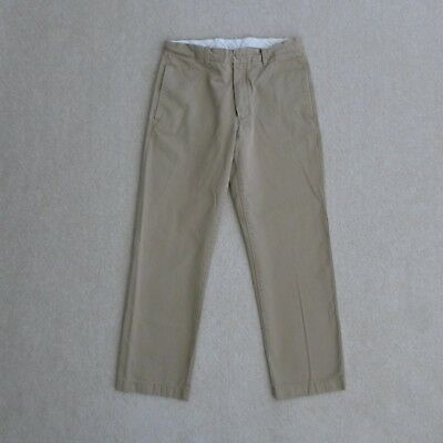 J Crew Broken In Classic Fit Khaki Chino Pants Size 30 / 30 Mens