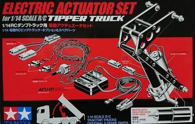 Tamiya 1/14 Scale Tipper Truck RC Electric Actuator Set 56545