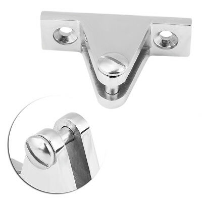 Stainless Steel Marine Boat Deck Hinge Mount for Bimini Top Fitting Hardware GBD