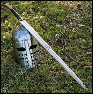 Middle Earth Broadsword - Boromir's Sword LOTR sharp functional, SEE VIDEOS!