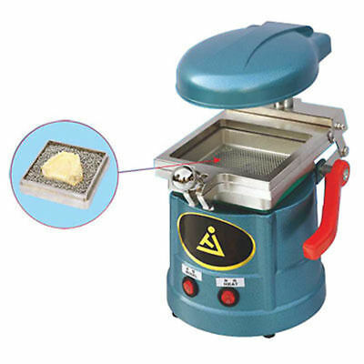 Dental Lab Vacuum Forming & Molding Former Thermoforming Material Machine JT-18
