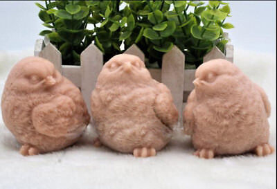 3D Simulation Bird Soap Mold Soap Making Silicone Mold Candle Mold Resin Mold