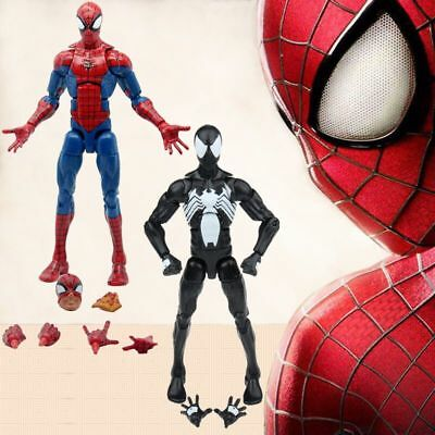 Marvel Pizza Spiderman Action Figur Toy Die Rächer Legends Symbiote Venom Figure