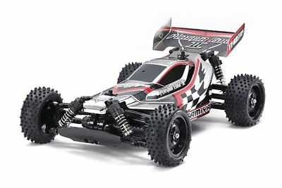 Tamiya 1/10 RC Plasma Edge II TT-02B Black Metallic Off Road Buggies 47366 Kit