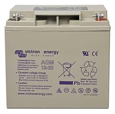 Victron Energy AGM Batterie de Golf 12V 22Ah - BAT212200080