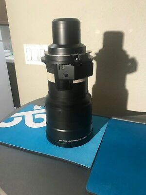 Panasonic ET-D75LE6 3-Chip DLP Projector Zoom Lens **EXCELLENT CONDITION**