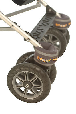 Buggy Weights - Prevents Pushchair / Stroller Tipping with Reflective Strips