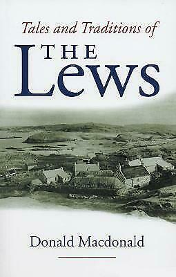 Tales and Tradition of the Lews - 9781841580555