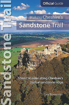 Walking Cheshire's sandstone trail - 9781908632333