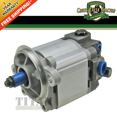 C7NN3A674F NEW Power Steering Pump for Ford Tractors 2000, 3000, 4000, 5000+