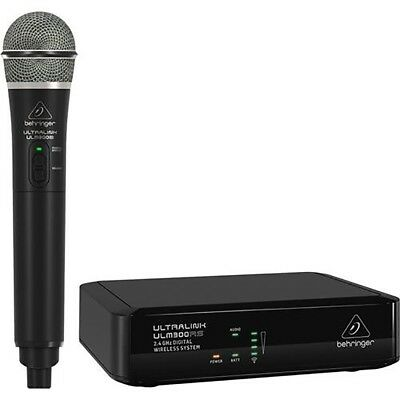 Behringer ULTRALINK ULM300MIC 2.4 GHz Digital Wireless Handheld Mic System