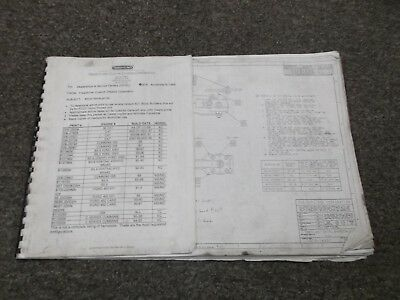 1992-1998 Freightliner XC RV Chassis Electrical Wiring Diagram Manual 1996 1997