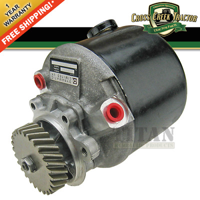 D6NN3K514B NEW Power Steering Pump for Ford Tractors 8000, 9000, 8600, 9600