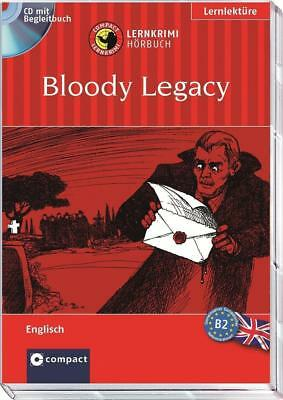 Bloody Legacy von Michael Bacon (2012)