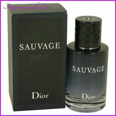 Dior - Sauvage M EDT 60ml Spritz