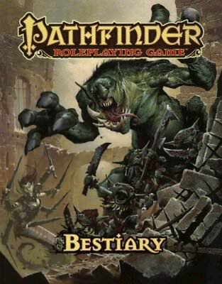 Pathfinder Roleplaying Game: Bestiary (Pocket Edition) 9781601258885