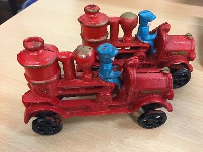 Vintage/Retro Cast Iron Trains