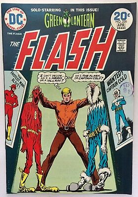 The Flash Comic Book #226. DC (1974) VFN