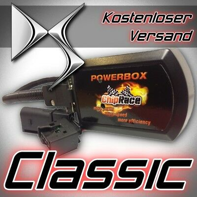 Performance Power Chip BOX für DS5 2.0 HDI 163 PS CR 2011-> TUNING DE