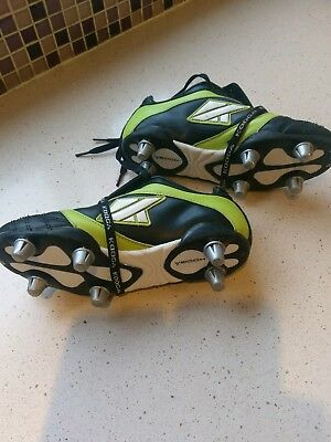 Size 4 Rugby Boots