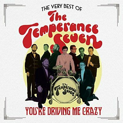 Youre Driving Me Crazy - Temperance Seven The [Cd]