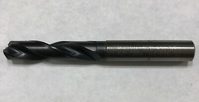 """New Coolant Thru Solid Carbide Drill 9.52Mm (.375"""")"""